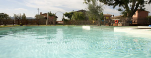 swimming pool Bevagna