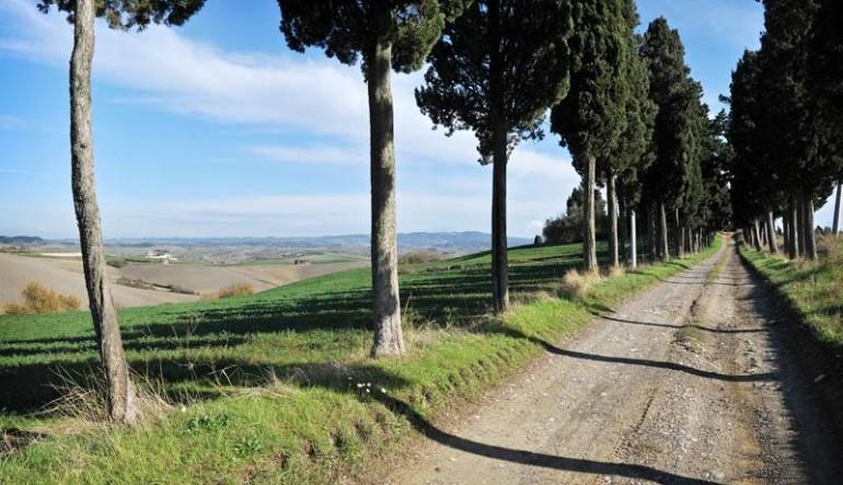 in moto Umbria